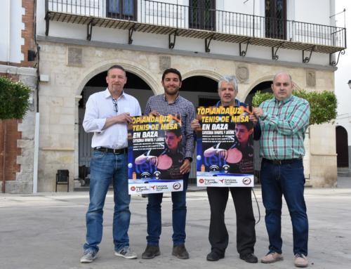 Baza acoge este fin de semana el Top Andaluz de Tenis de Mesa con los mejores palistas nacionales y andaluces y casi un centenar de jugadores femeninos y masculinos