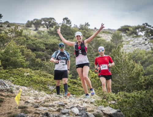 Mario Olmedo y Jurgita Zolbiene conquistan la Sierra de Baza en su tercer trail junto a 252 aficionados a las carreras por montaña que recorrieron el Parque Natural.