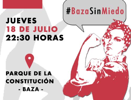 Carrera nocturna #Bazasinmiedo