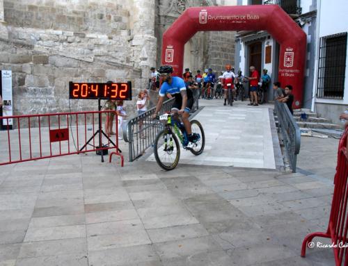 Más de 120 deportistas participaron en la II edición de la Cronoescalada del Cascamorras en la que se vio un excelente nivel y poco público
