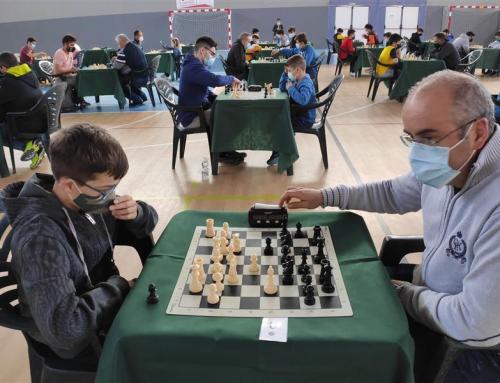 Excelente participación en el I Torneo de Ajedrez en Primavera